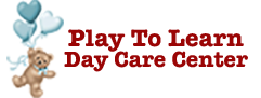 Play To Learn Day Care Center Logo